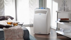 A carefully-chosen AC unit can be part of your interior design