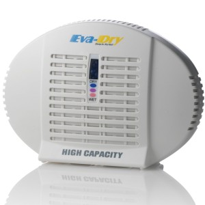 The very useful Eva-dry 500 dehumidifier