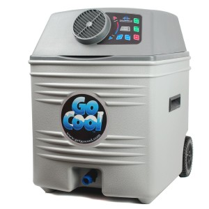 The excellent GoCool 12V !  sc 1 st  The Air Geeks & Best Tent Air Conditioner u2022 The Air Geeks reviews of air ...