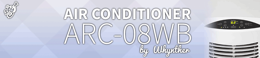 Whynter – ARC-08WB : Portable Air Conditioner Review post image