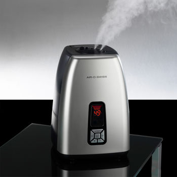 A typical air humidifier