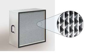 The HEPA filter, in details