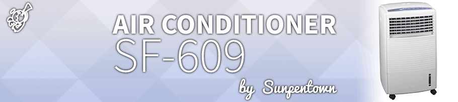 Sunpentown – SF-609 : Portable Air Conditioner Review post image