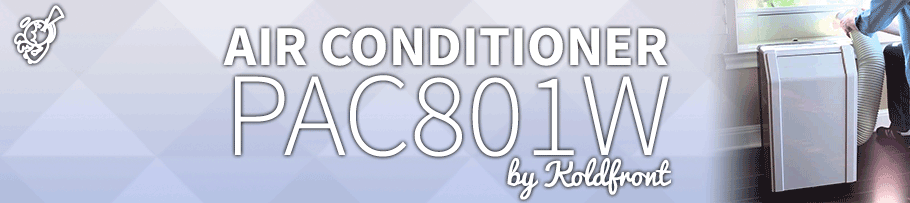 Koldfront – PAC801W : Portable Air Conditioner Review post image