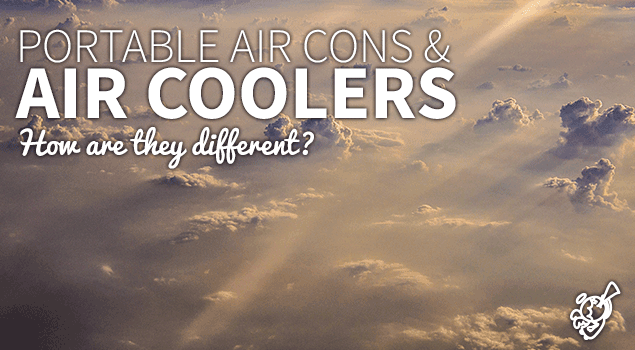 Portable air coolers: how are they different from portable air conditioners? post image
