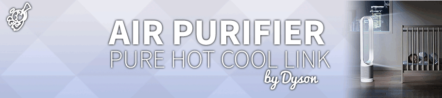 Dyson – Pure Hot Cool Link : Air Purifier Review post image
