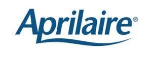 The logo of Aprilaire