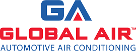 The logo of Global Air
