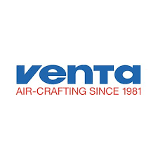 The logo of Venta