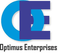 The logo of Optimus Enterprises Inc.