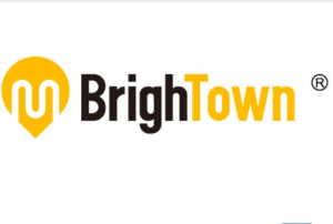 The logo of Brightown