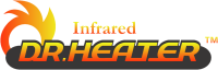 The logo of Dr Infared Heater