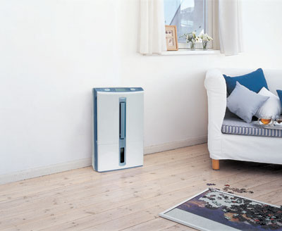 A quiet and simple device in your room