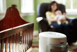A clean interior air benefits the whole family