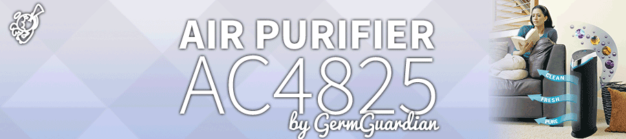 GermGuardian – AC4825 Air Purifier Review post image