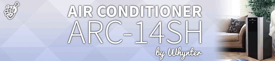 Whynter – ARC-14SH : Air Conditioner Review post image
