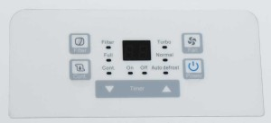A simple and clean man-to-machine interface is Always a plus!