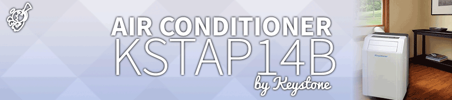 Keystone – KSTAP14B : Portable Air Conditioner Review post image