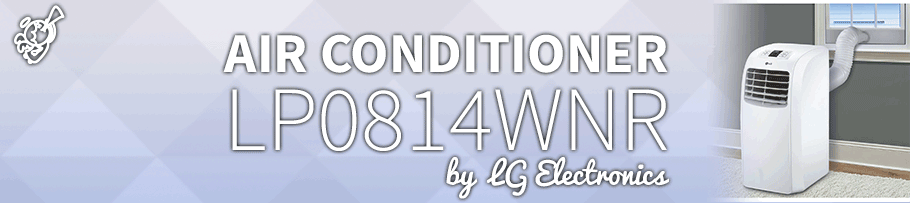 LG Electronics – LP0814WNR : Portable Air Conditioner Review post image