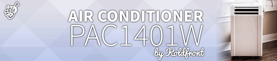 Koldfront – PAC1401W : Portable Air Conditioner Review post image