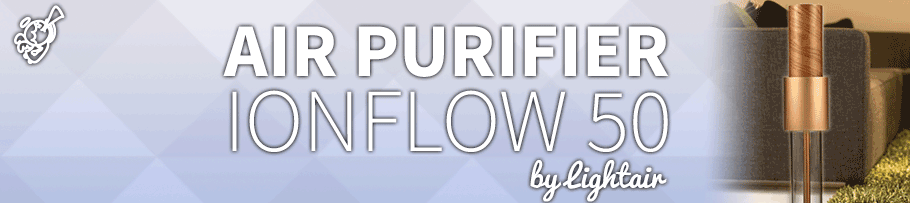 Lightair – IonFlow 50: Air Purifier Review post image