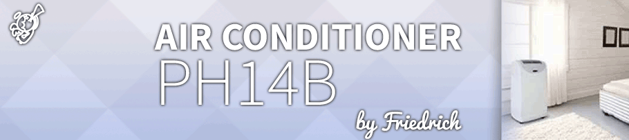 Friedrich – PH14B : Portable Air Conditioner Review post image