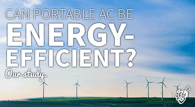 Can portable air conditioners be energy-efficient? post image