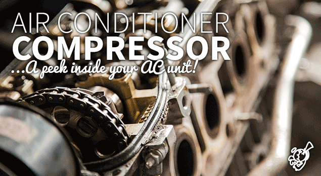 Air conditioner compressor: a peek inside your AC unit post image
