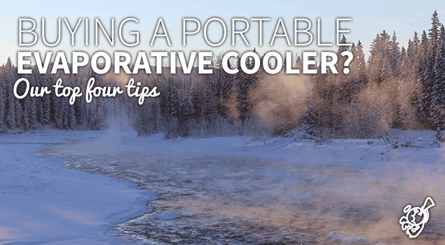 Four tips to buy a portable evaporative cooler post image