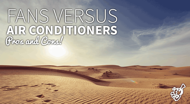 Air Conditioners Versus Fans: Pros And Cons post image