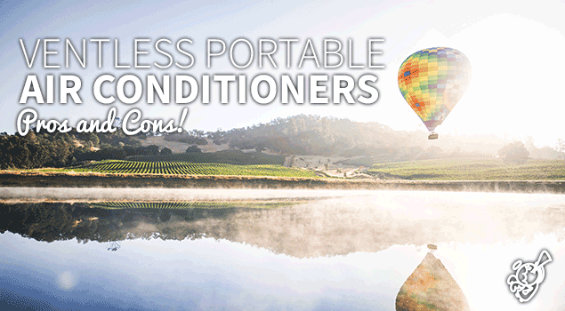 Ventless Portable Air Conditioner: Pros and Cons post image