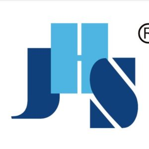 The logo of JHS