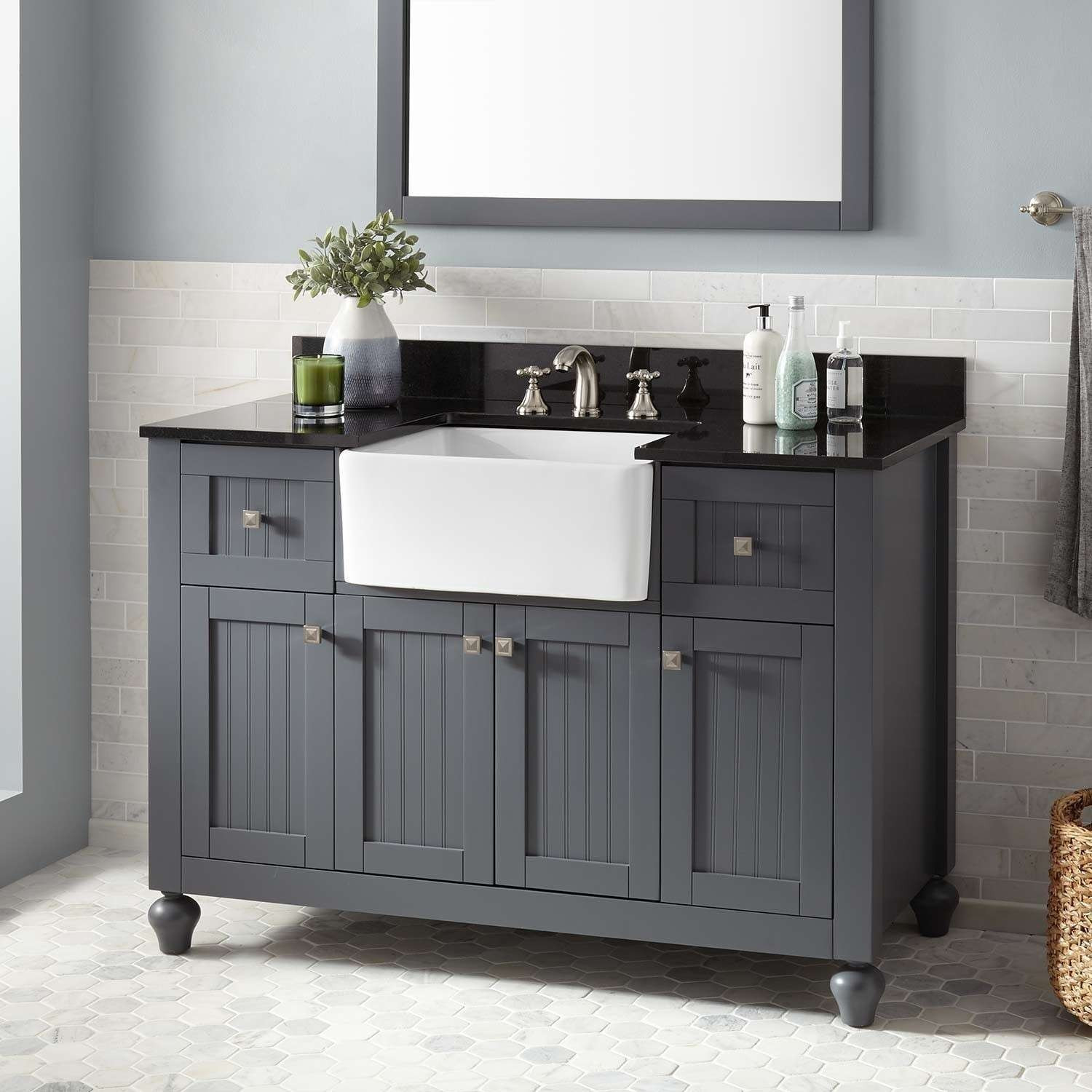 cheap bathroom vanities with sink Luxury Discount Vanities ...