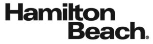 The logo of Hamilton Beach