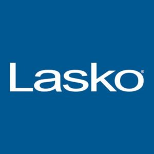 The logo of Lasko
