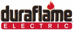 The logo of Duraflame Electric